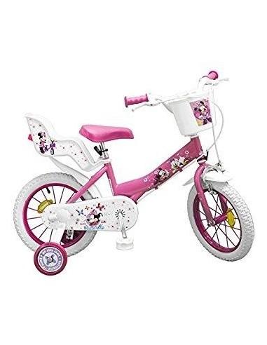 "Bicicleta 14"" Minnie | TOIMSA"