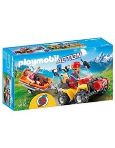 PLAYMOBIL ESTACIÓN DE BOMBEROS CON ALARMA 5361 Playmobil - 1