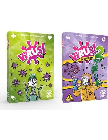 Tranjis - Pack Virus 1+2