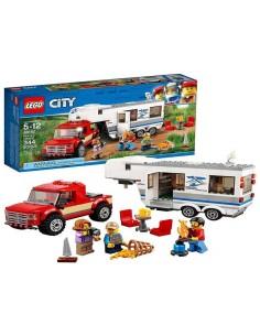 Transporte de vehiculos Lego - 31033