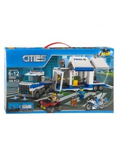 Gonher Playset Fuerzas especiales 446/6