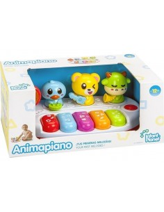 "CONSOLA ANDROID 4.3"" 32 BIT TOY PLANET - 1"
