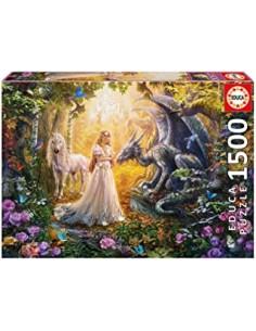 EDUCA Puzzle 1000 piezas MANHATTAN - 14811