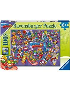 MALETA puzzles 2x48 PRINCESAS