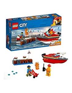 LEGO PALACIO MAGICO DE HIELO DE ELSA  - 1