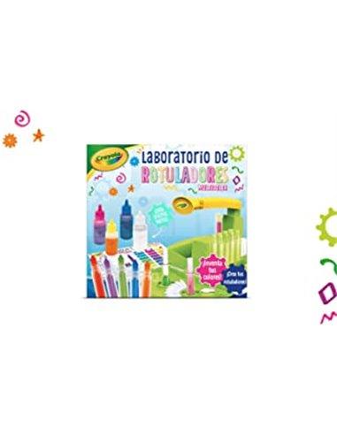 Laboratorio Rotuladores Multicolor Crayo