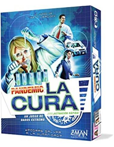 z-man games PANDEMIC:  LA CURA