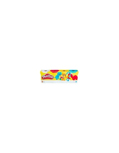 PLAY-DOH PACK 4 BOTES