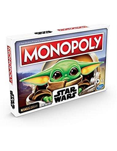 Hasbro Monopoly STAR WARS The mandalorian