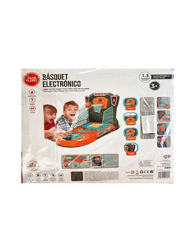toy planet BASKET ELECTRONICO ZY1901