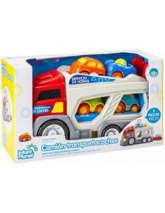 Lego Camion grua en problemas 60137 Lego - 1
