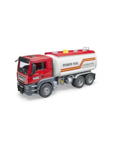 bruder camion MAN TGS CUBA