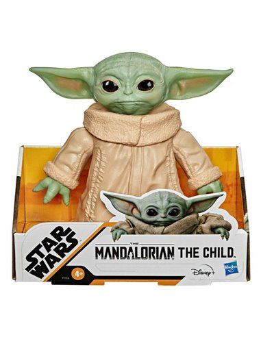hasbro STAR WARS The Mandalorian Figura El Niño Baby Yoda