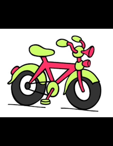 Biciletas, triciclos, correpasillos .....