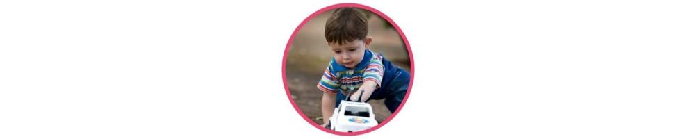 Juguetes para bebés y primera infancia
