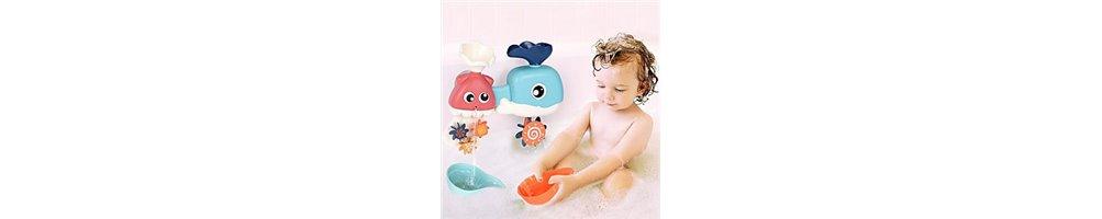 Juguetes de baño