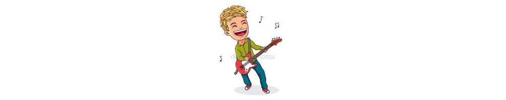 Guitarras y cuerda
