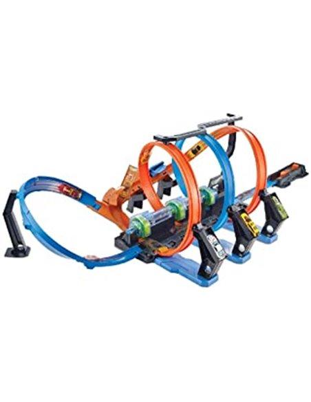 Circuitos y playsets para coches de juguete