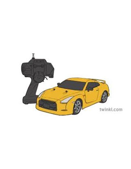 Vehiculos radio control