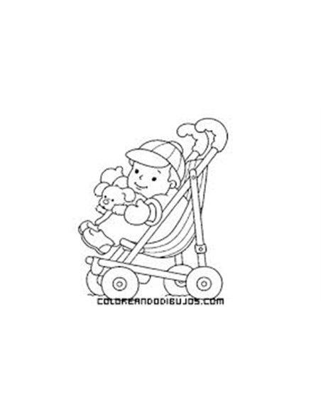 Silletas paseo bebé